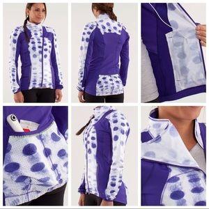 Lululemon Presta Packable Jacket Sz 8